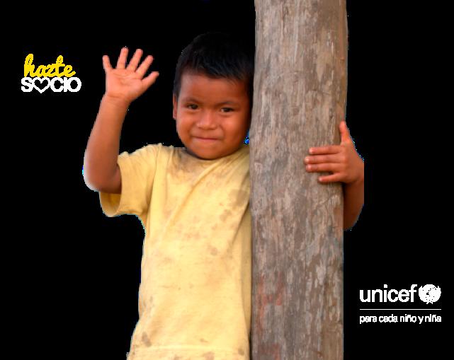 Donación UNICEF